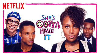 a spirited romantic comedy in shes gotta have it by spike lee Nola darling asks early in the new netflix version of spike lee's she's gotta have  as a romantic quadrangle    .